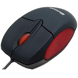 Microsoft Notebook Optical Mouse SE Black-Red USB (M20-00020)