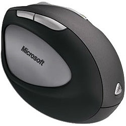 Microsoft Natural Wireless Mouse 6000 Black-Grey USB