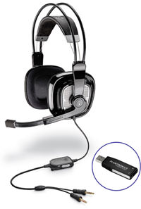 Изображение Plantronics Audio 770 Surround на сайте www.dedalgroup.ru.